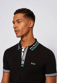 BOSS - PAULE  - Poloshirt - black - 3
