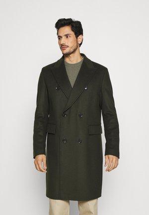 PARK LANE - Classic coat - dark green