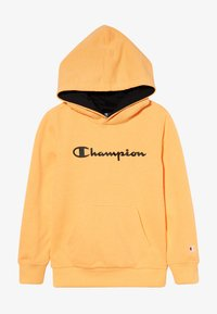 Champion - LEGACY AMERICAN CLASSICS FLUO HOODED - Huppari - zopff/black - 2