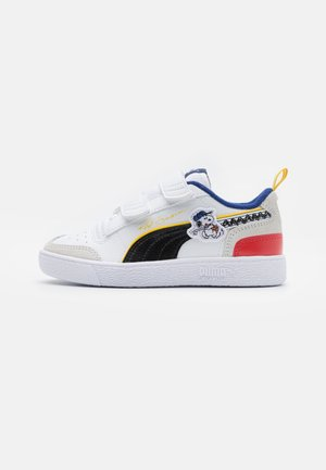 PEANUTS RALPH SAMPSON UNISEX - Sneakers laag - white/black
