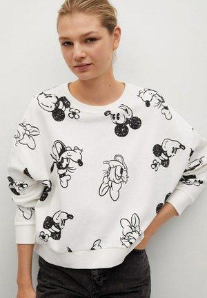 MICOVER-H - Sweatshirt - wit