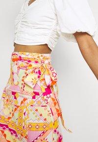 Never Fully Dressed - LOLA WRAP SKIRT - Maxi skirt - multi - 3