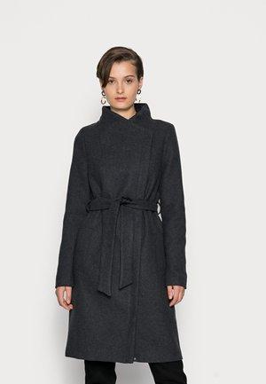 VMCLASSMEGAN LONG TALL - Manteau classique - dark grey melange