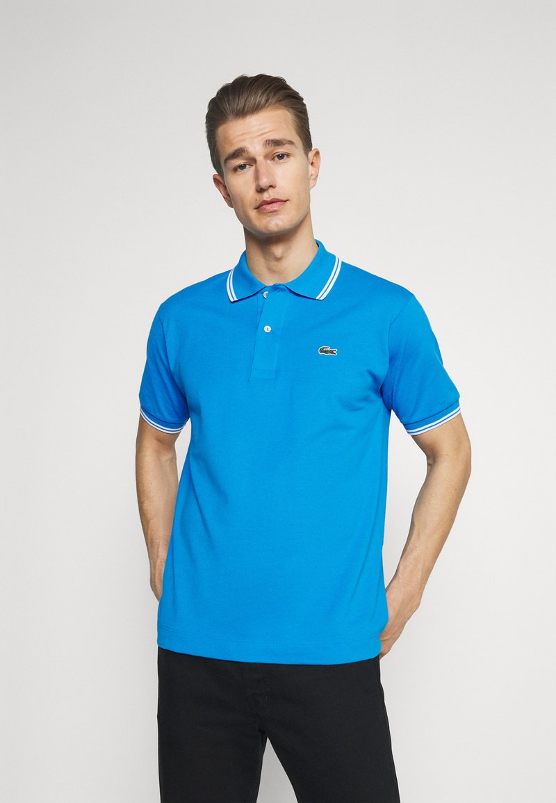 Lacoste - Polo shirt - ibiza/white