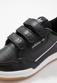 adidas Originals - CONTINENTAL 80 CF - Trainers - core black/maroon/glow blue - 2