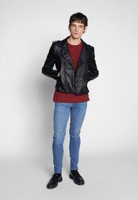 Levi's® - SKINNY TAPER - Jeansy Skinny Fit - blue denim - 1