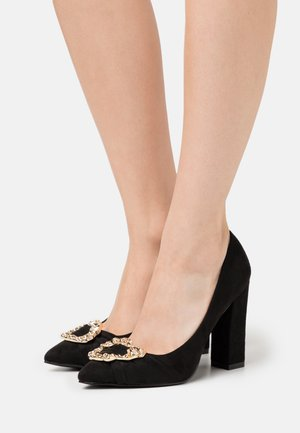 DEVON - Klassiske pumps - black