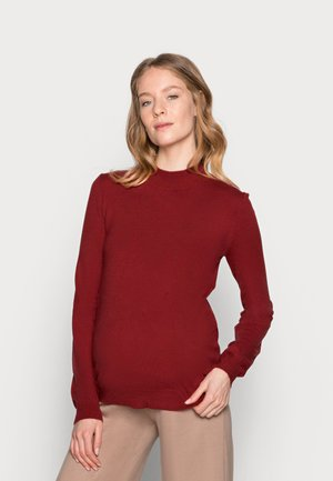 Sweter - red