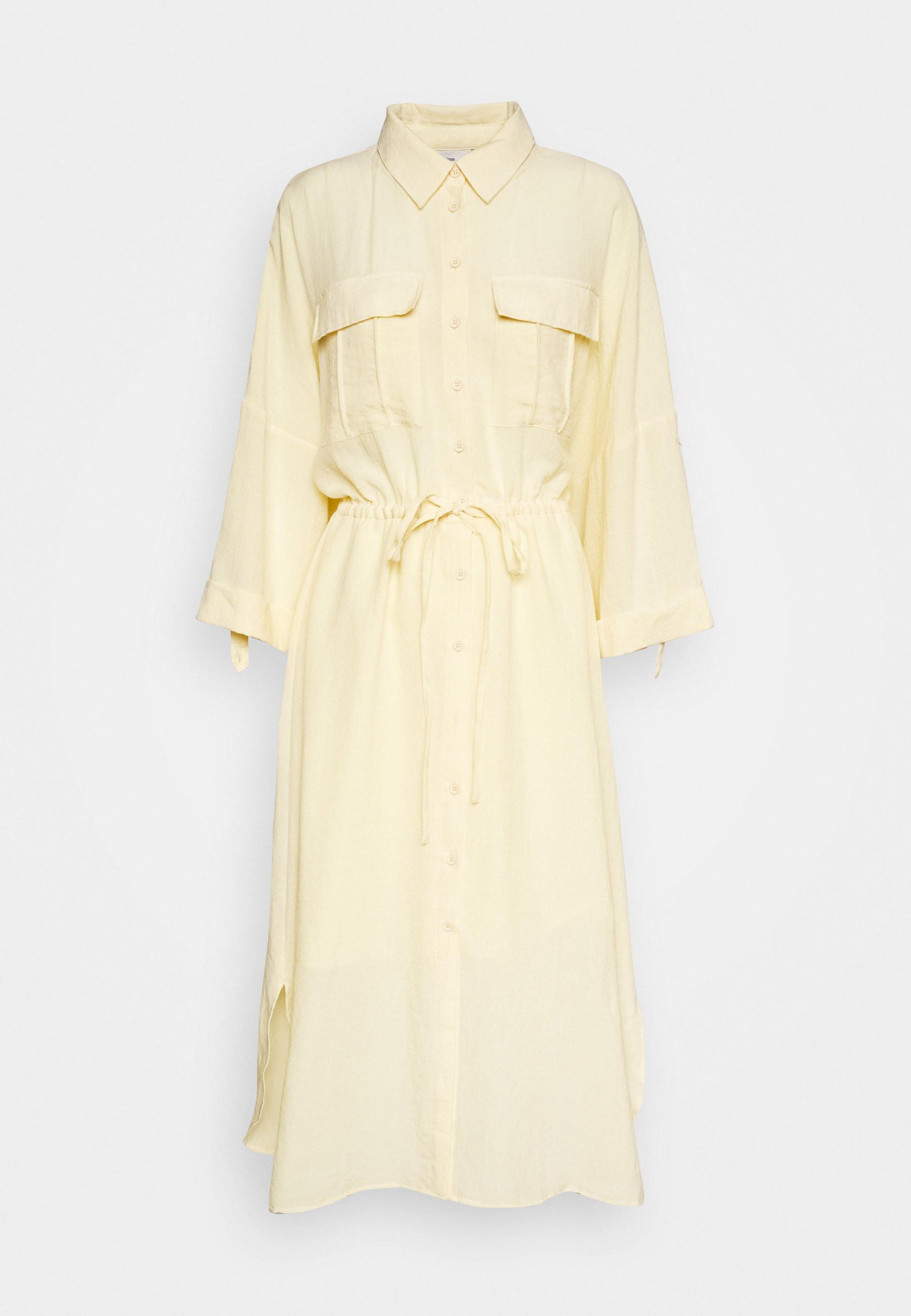 Minimum SPINOSIA DRESS Skjortekjole rattangul Zalando.no