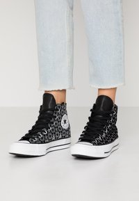 Converse - CHUCK 70 - Baskets montantes - black/mason/white - 0