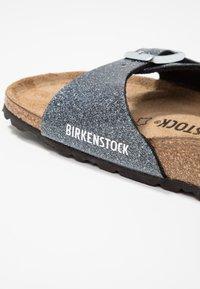 Birkenstock - MADRID - Pantofole - cosmic sparkle anthracite - 5