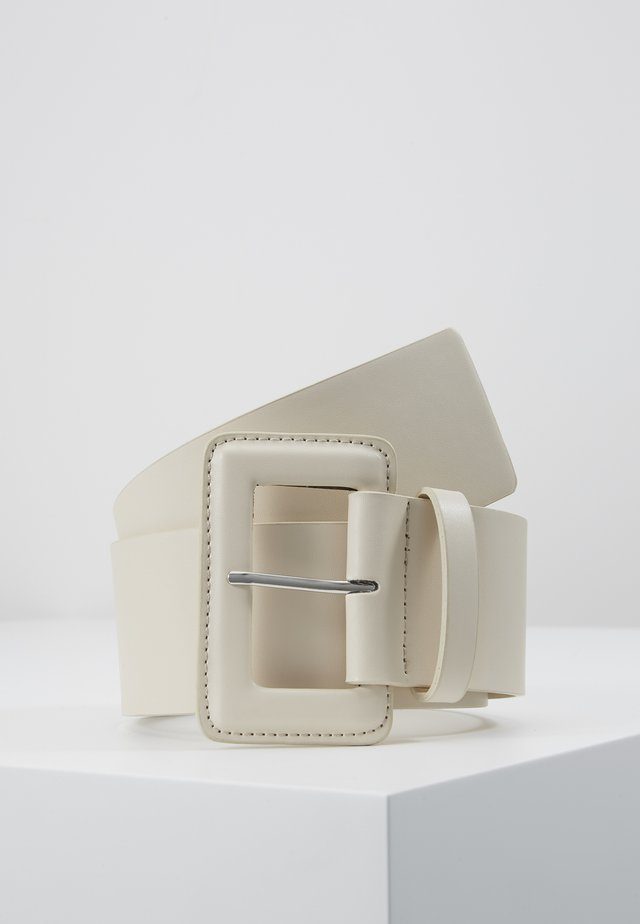 LEONORA BELT - Cintura - offwhite