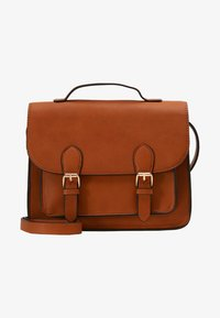 Even&Odd - Across body bag - cognac - 5