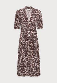 InWear - BEN WRAP DRESS - Jersey dress - coffee brown - 3