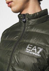 EA7 Emporio Armani - Down jacket - khaki - 7