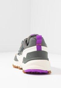 Puma - TRAILFOX MTS-WATER - Sneakers - castlerock/whisper white - 5