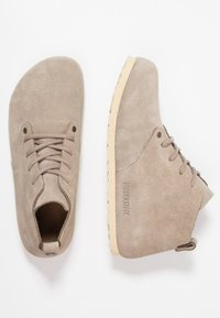 Birkenstock - DUNDEE NARROW FIT - Casual lace-ups - grau - 1