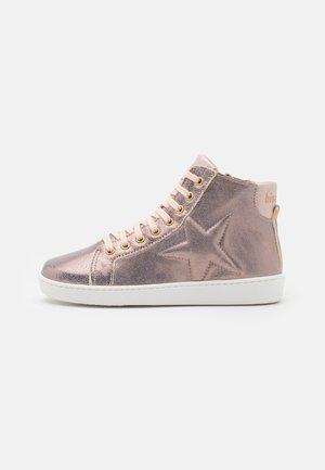 GAIA - High-top trainers - stone