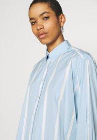 Hope - TRIP - Button-down blouse - light blue - 4