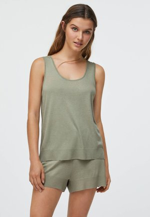 Pyžamový top - green