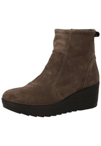 IGI&CO - Wedge Ankle Boots - grig.scuro - 2
