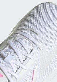 adidas Performance - Löparskor stabilitet - white - 8
