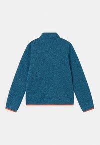 Icepeak - KIRWIN JR UNISEX - Fleece jacket - navy blue - 1