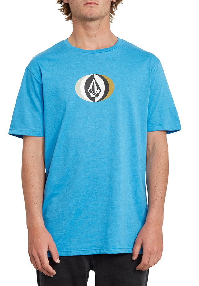VAST  - T-shirt print - true_blue