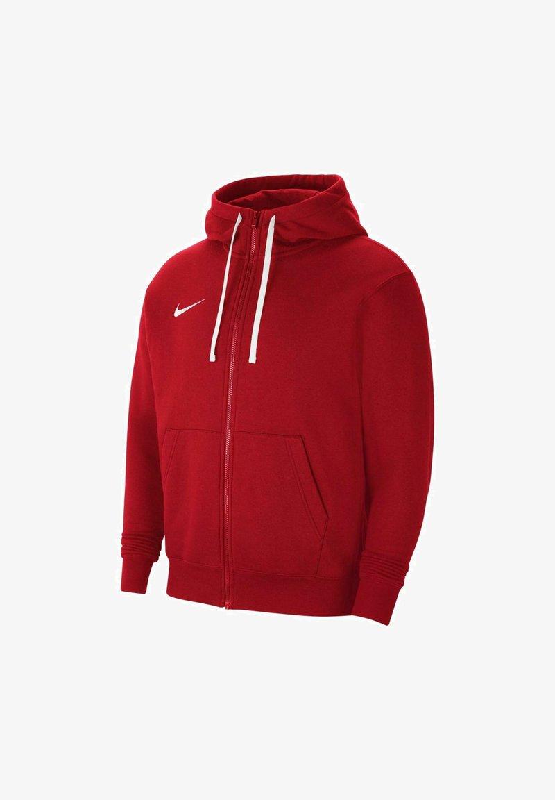 Nike SB - Zip-up hoodie - university red