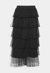 Love Copenhagen - LCAMAYA SKIRT - A-line skirt - pitch black - 1
