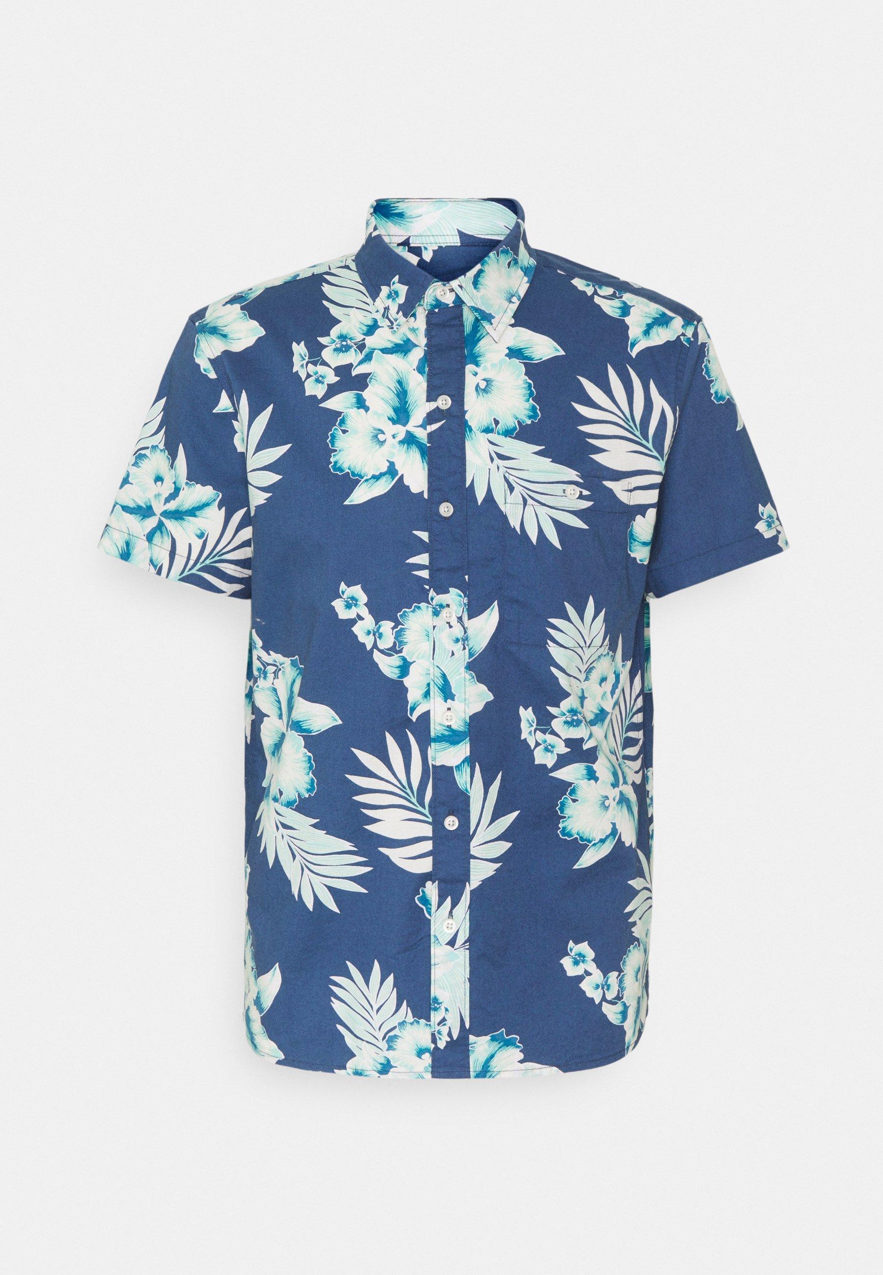 Men STRETCH BLOOM DITSY - Shirt