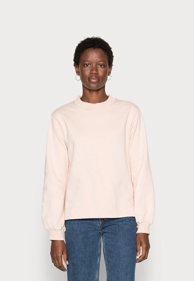 AUGUSTA NECK - Sweatshirt - cameo rose