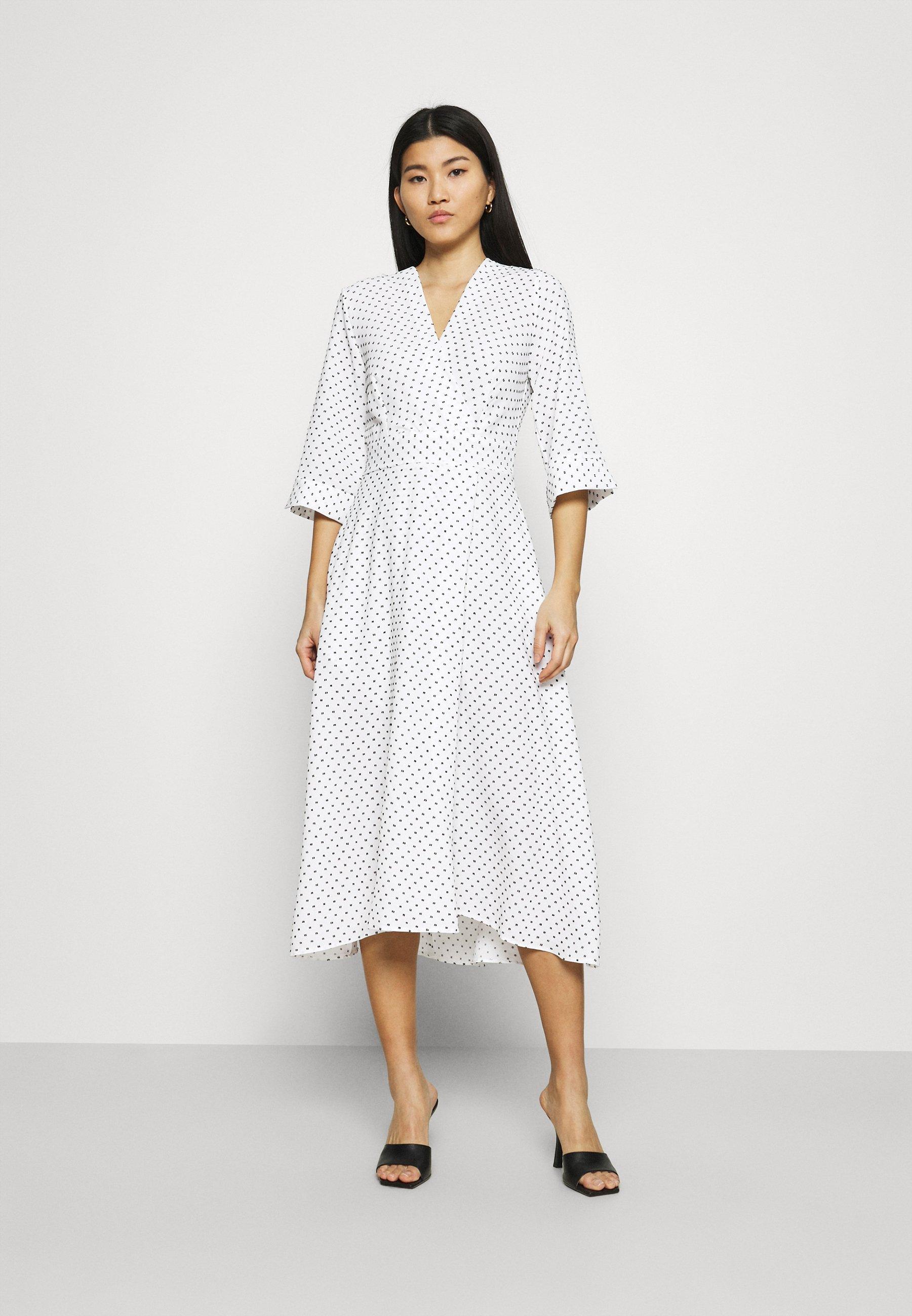 Women CLOSET HIGH LOW WRAP DRESS - Day dress
