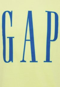 GAP - LOGO - Print T-shirt - wild lime - 6