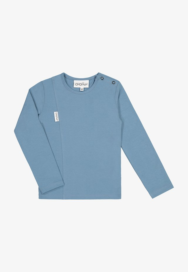 Long sleeved top - bluestar