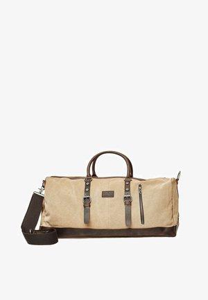 Reisetasche - sand