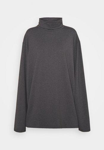 Långärmad tröja - dark grey