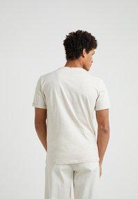 Les Deux - ENCORE  - Print T-shirt - beige - 2