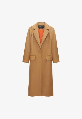 Manteau classique - brown