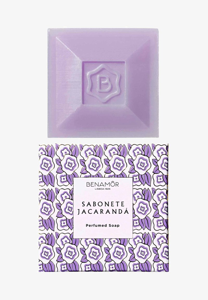 Benamor - SOAP 100G - Soap bar - jacarandá