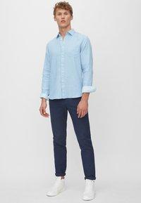 Marc O'Polo - Shirt - light blue - 1