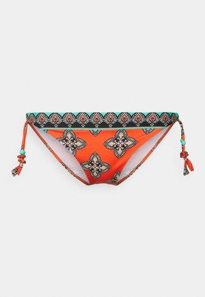 FOLK TIE-SIDES - Bikini bottoms - multi-coloured