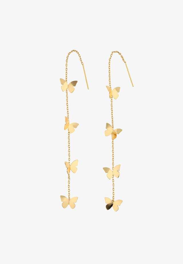 STATEMENT OHRRING VON ANA LISA KOHLER - Earrings - gold