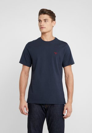 LOGO  - Basic T-shirt - navy