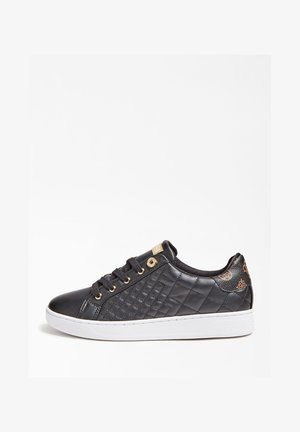 BASKETS REACE SURPIQUÉES - Sneakers laag - noir multi