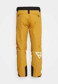 Brunotti - ANDRAS MENS SNOWPANTS - Zimní kalhoty - camel brown - 6