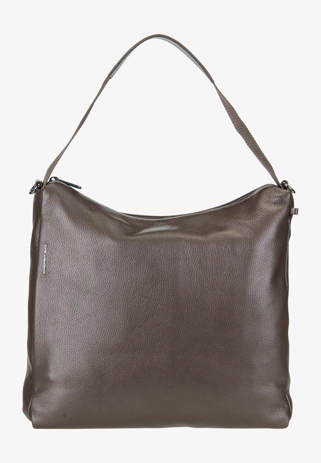MELLOW LUX HOBO - Handbag - smog