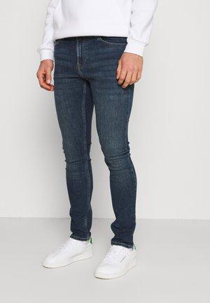 CHASE - Slim fit jeans - desert dark blue