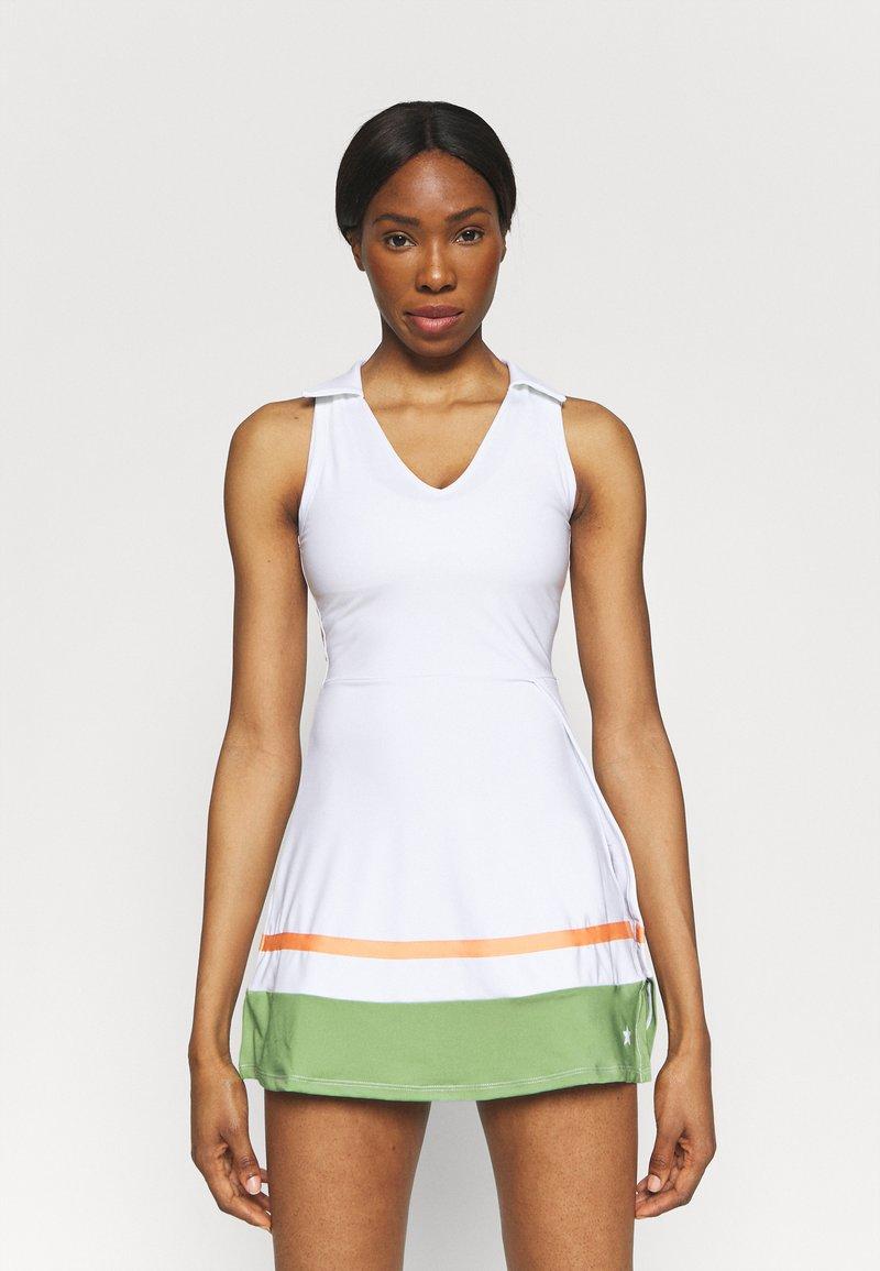 South Beach - TENNIS DRESS - Sports dress - white