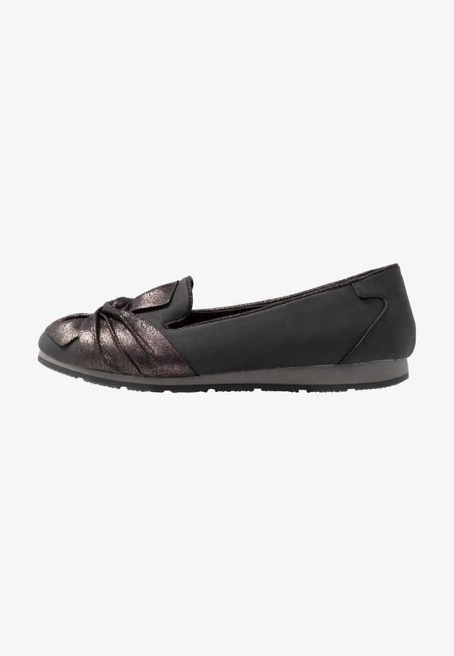 MARGE - Ballerines - black